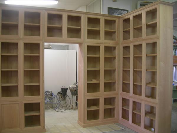 Mobili libreria firenze libreria moderna libreria a parete - Mobile libreria a parete ...