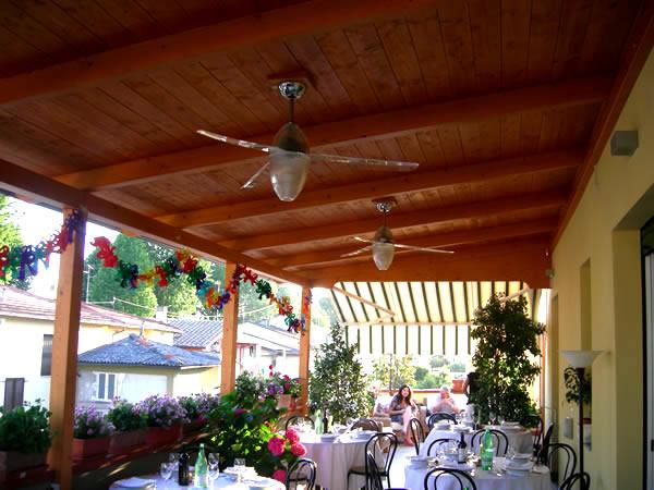 Verande per esterni Firenze Verande in legno Firenze Verande per ...