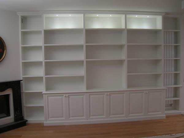 Arredamento librerie a parete arredamento librerie a - Ikea mobili libreria ...