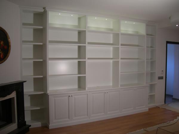 Arredamento librerie firenze mobili librerie firenze librerie su misura firenze librerie a parete - Mobili su misura firenze ...